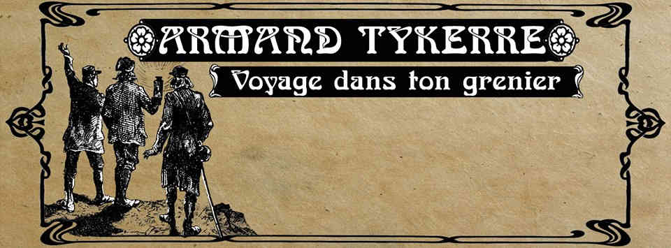 armand tykerre